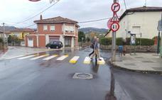 Los Corrales se suma a los municipios con pasos de peatones en tres dimensiones