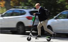 Madrid deniega el permiso para operar a tres empresas de patinete eléctrico