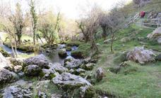 Imágenes de la ruta por El Laberinto del Asón