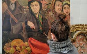 'Las Pandereteras de Campoo' empiezan su nueva vida en el Museo Etnográfico