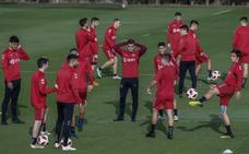 A Sevilla con todo el arsenal