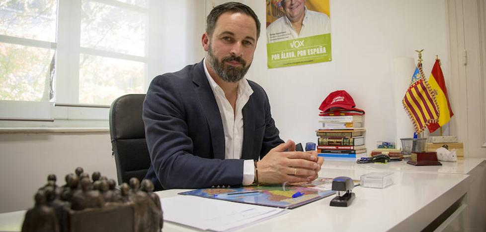 Santiago Abascal: «La mayor parte de las agresiones a mujeres son obra de extranjeros y ese dato se oculta»