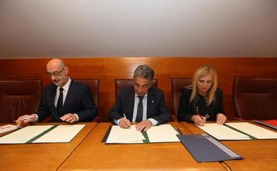 Gobierno y Ciudadanos firman el acuerdo para aprobar el Presupuesto