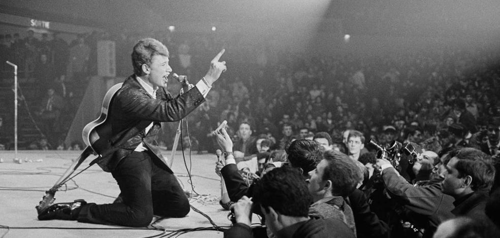 Johnny Hallyday, el legado de una leyenda