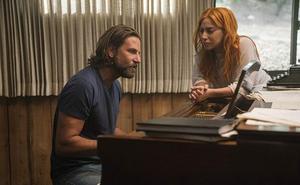 'A Star is Born', 'Roma' y 'Vice' favoritas en los Globos de Oro