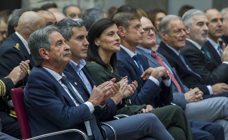 Cantabria celebra el 40 cumpleaños de la Constitución