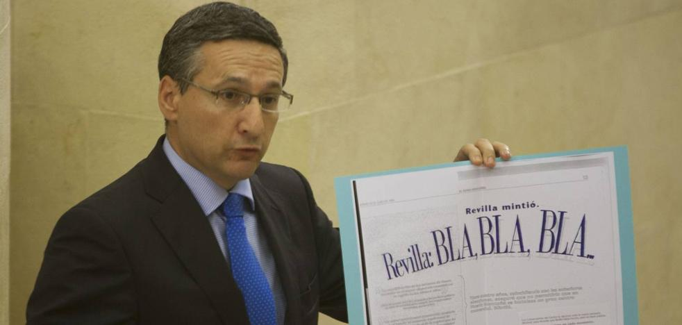 «Vuelvo a casa, vuelvo a VOX», anuncia el exdiputado del PP Carlos Bedia