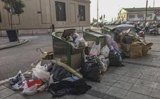 Más de 30 denuncias en tres días por ensuciar o dejar basura en las calles
