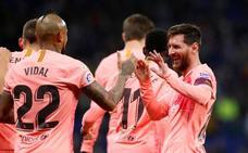 Messi, alfa y omega