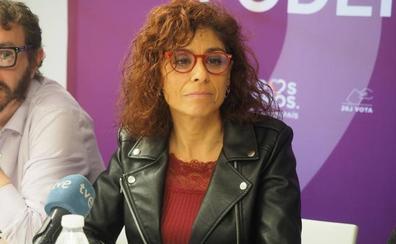 Rosana Alonso, dispuesta a renunciar a las primarias de Podemos si surge una candidatura de consenso