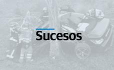 Calcinados dos coches en Suances en las últimas 48 horas