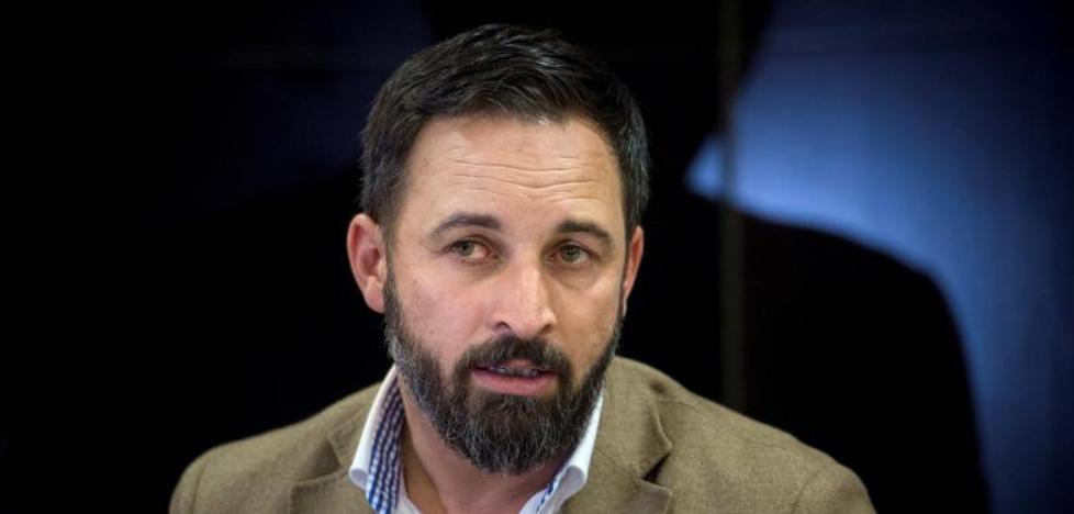 Vox denunciará al «golpista» Torra por conspiración a la rebelión