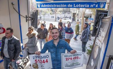 Cantabria espera esta Navidad una nueva lluvia de millones en la lotería