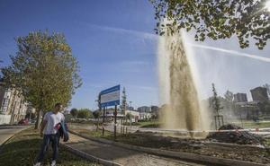 Cantabria pierde por fugas y averías en la red el 40% del suministro de agua