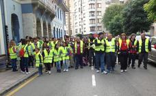 Recorrer Cantabria para reclamar un 0'7% de solidaridad