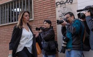 Susana Díaz asegura que intentará someterse a la investidura