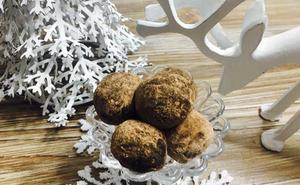 Endulza la Navidad cocinando en casa trufas de chocolate y turrón de Jijona