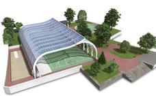 Medio Cudeyo invertirá casi 400.000 euros en cubrir la pista del parque Monseñor de Cos