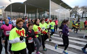 Unas 2.000 personas correrán la San Silvestre de Torrelavega