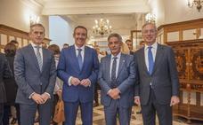 CaixaBank y Revilla comparten una visión optimista sobre la economía de Cantabria