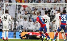 A este Real Madrid aún le falta mucha cocción