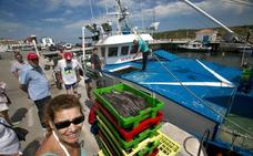 Cantabria pide un aumento de las cuotas previstas por Europa para la merluza, la caballa y el rape