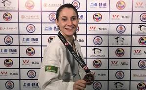 Dos medallas en apenas unos días para Nadia Gómez