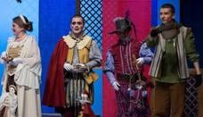 'El Caballero de Olmedo', premio al mejor espectáculo en el Festival de Teatro Aficionado de Torrelavega