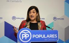 Buruaga advierte de que «la guerra declarada entre PSOE y PRC está bloqueando el progreso de Cantabria»