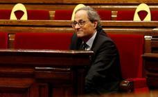 El Govern rectifica y ya no descarta una reunión entre Sánchez y Torra