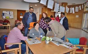 La residencia de Los Corrales se suma a las nuevas tendencias de asistencia a las personas mayores