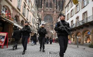 Fallece una cuarta víctima del atentado yihadista de Estrasburgo
