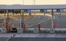 Las autopistas de peaje rescatadas serán gratis por la noche