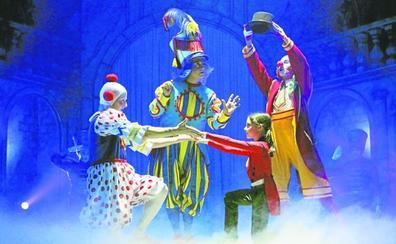 Una Navidad mágica y musical
