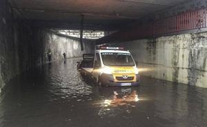 Los Corrales redobla sus esfuerzos en evitar los daños de las crecidas de ríos y de las lluvias