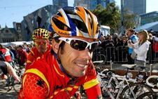 Pascual Momparler gana a Óscar Freirela carrera por la selección de ciclismo
