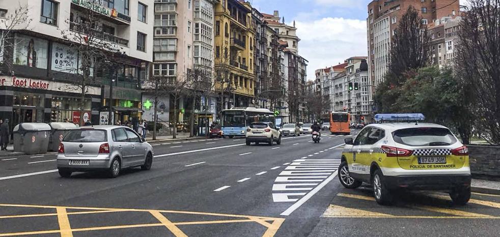 Santander destina 435.000 euros al suministro de vestuario y calzado para la Policía Local