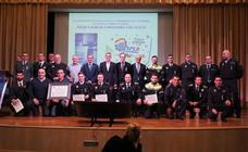 Gala de distinción de Policías Locales de Santader