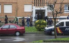 Francisco Iturrino, una calle marcada por los disturbios
