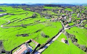 Un senda peatonal unirá Comillas con el pueblo de Ruiseñada