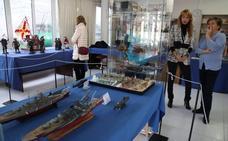 Laredo impulsa el modelismo naval