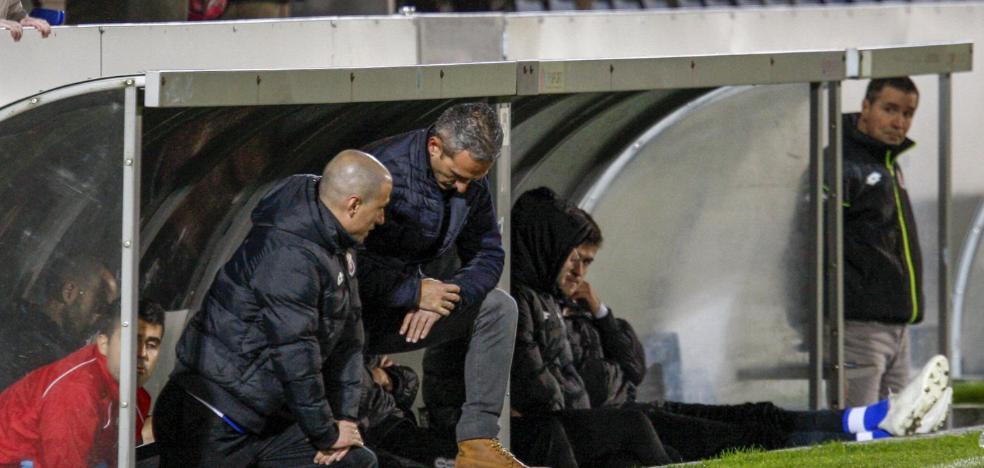 «Lo lógico es que Lago termine la Liga»
