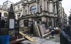 El Ayuntamiento rescinde el contrato con SIEC para rehabilitar el Museo de Arte de Santander