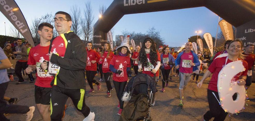 Ruth Beitia amadrinará la San Silvestre de Santander, que espera superar los 5.000 participantes