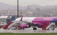 Wizz Air estrenará una ruta a Bucarest en abril con dos vuelos semanales