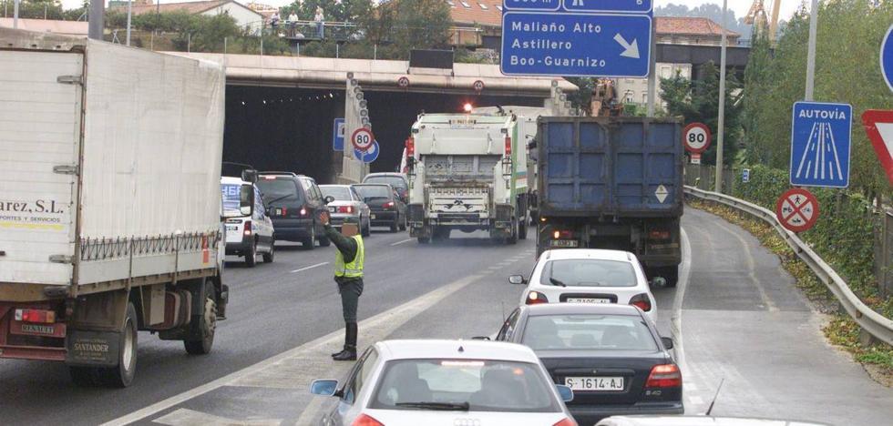 Ciudadanos reclama a Fomento que los túneles de Cantabria se adapten a la normativa europea