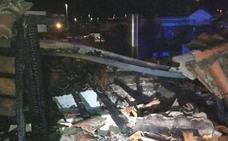 Un incendio causa «daños de consideración» en una vivienda de La Albericia