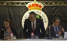 Lavín condenado a pagar 2.250 euros por suspender la Junta de Accionistas del Racing en la que iba a ser destituido