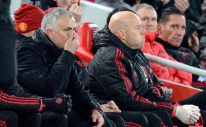 El Manchester United anuncia el adiós de Jose Mourinho