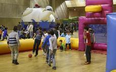 El Palacio de Exposiciones abre el parque de ocio Navipark